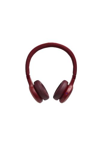 Wireless On - Ear - Kopfhörer, JBL, »LIVE 400BT Rot« kaufen