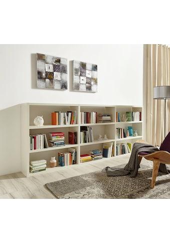 fif möbel Raumteilerregal »Toro«, 9 Fächer, Breite 275,8 cm kaufen