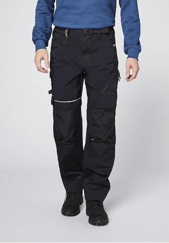 Expand Herren Arbeitshose »mit verstärkter Kniepartie« kaufen