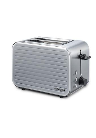 Rotel Toaster »Chrome 1663CH«, 850 W kaufen
