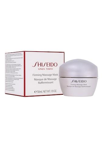 SHISEIDO Gesichtsmaske »Firming Massage 50 ml«, Premium Kosmetik kaufen