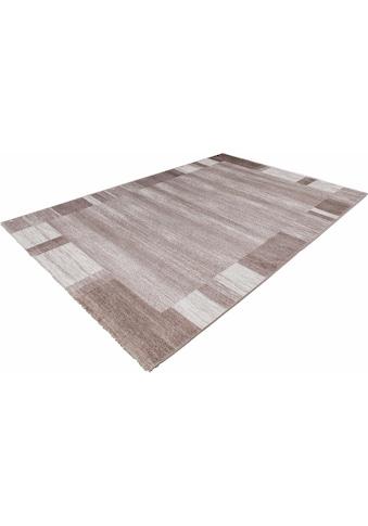 Teppich, »Feeling 500«, LALEE, rechteckig, Höhe 15 mm, maschinell gewebt kaufen