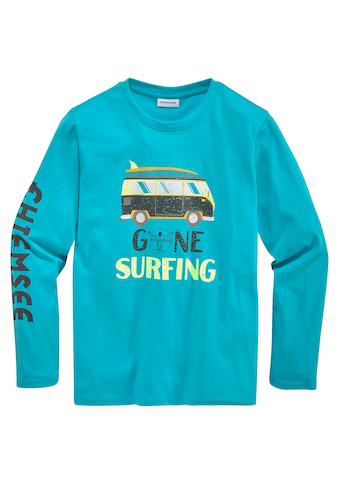 Chiemsee Langarmshirt »GONE SURFING« kaufen