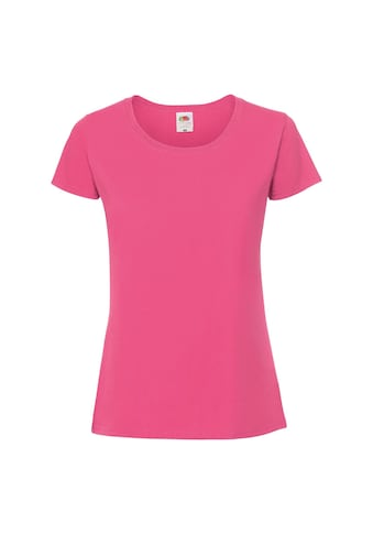 Fruit of the Loom T-Shirt »Fruit Of The Damen, enganliegend« kaufen