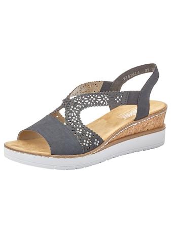 Rieker Sandalette, mit Strass-Stein-Verzierung kaufen