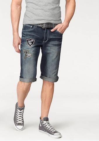 Bruno Banani Jeansbermudas kaufen