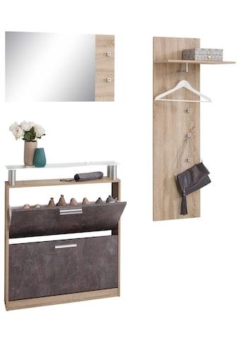 Garderoben - Set »Meran« (Set, 3 - tlg) kaufen
