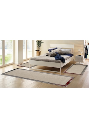 HANSE Home Bettumrandung »Salerno«, gewebt, Bordüre Design, klassisch kaufen