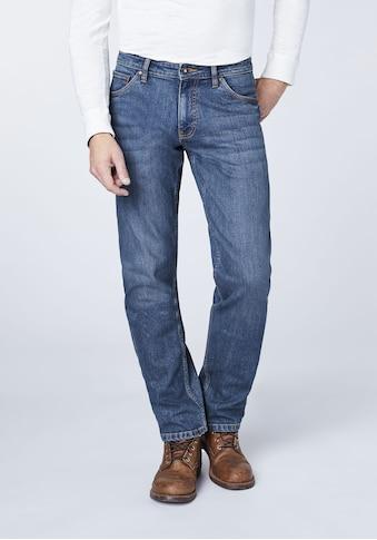 OKLAHOMA PREMIUM DENIM Jeans »Comfort Fit  -  GOTS zertifiziert« kaufen