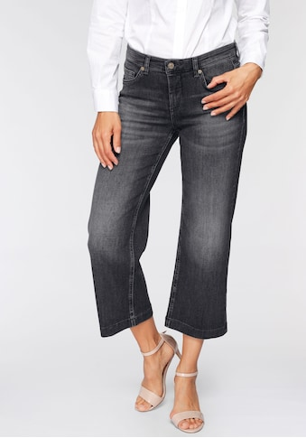 MAC Weite Jeans »Rich-Culotte Sylvie Meis«, Culotte-Schnitt mit Sylvie Meis kaufen