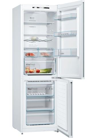 Kühl -  und Gefrierkombination, Bosch, »KGN36VW35« kaufen