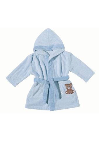 Egeria Babybademantel »Teddy Bear«, (1 St.), mit Stickerei kaufen