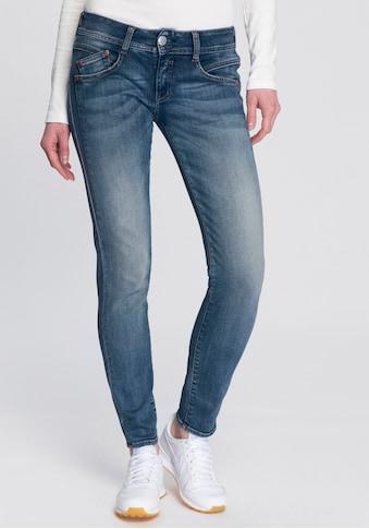 Herrlicher Slim-fit-Jeans »GILA SLIM ORGANIC DENIM«, umweltfreundlich dank Kitotex... kaufen