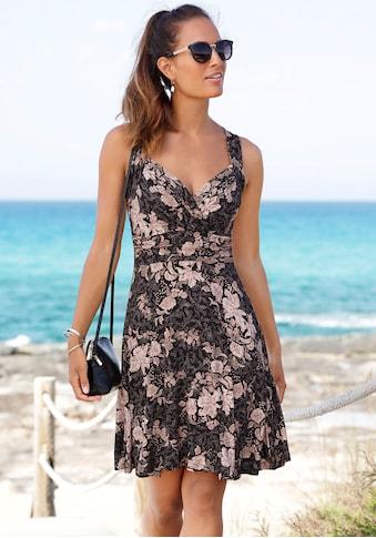 Vivance Jerseykleid, mit Alloverdruck kaufen