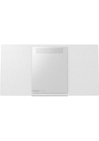 Micro - HiFi Anlage, Panasonic, »SC - HC2040 Weiss« kaufen