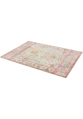 Teppich, »Shining 4«, SCHÖNER WOHNEN - Kollektion, rechteckig, Höhe 5 mm, maschinell gewebt kaufen