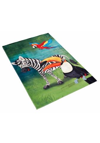 Kinderteppich, »Lovely Kids 402«, Böing Carpet, rechteckig, Höhe 6 mm, gedruckt kaufen