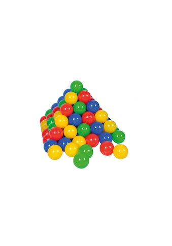 Bälle Farbig, KNORRTOYS.COM® (100 Stck.) kaufen