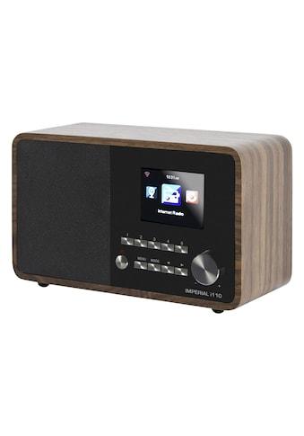 Internet Radio, Imperial, »i110 Braun« kaufen