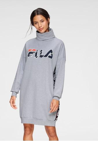 Fila Sweatkleid, mit Rollkragen und grossem Frontdruck kaufen