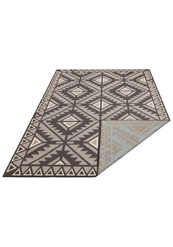 Teppich, »Timea«, my home, rechteckig, Höhe 7 mm, maschinell gewebt kaufen