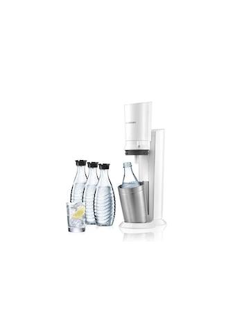 SodaStream Wassersprudler »CRYSTAL Megapack Weiss« kaufen