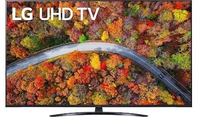 "LG LCD-LED Fernseher »55UP81009LR«, 139 cm/55 "", 4K Ultra HD, Smart-TV, LG Local... kaufen"