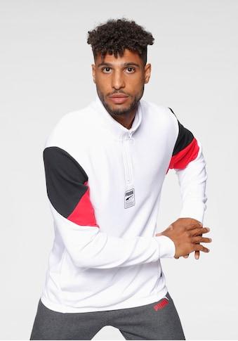 PUMA Sweatshirt »Rebel Half - Zip TR« kaufen