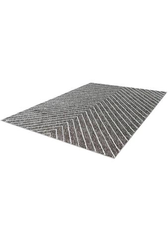 Teppich, »Swing 102«, LALEE, rechteckig, Höhe 14 mm, maschinell gewebt kaufen