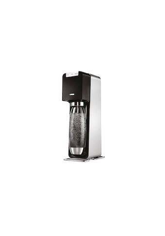 SodaStream Wassersprudler »POWER«, (Set, 3 tlg., 60 Liter C02-Zylinder, 1 Literflasche... kaufen