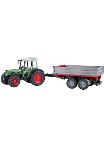 Bruder® Spielfahrzeug-Erweiterung »209S mit Bordwandanhänger« kaufen