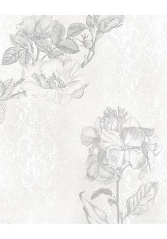 KOMAR Vliestapete »Baroque grey« kaufen