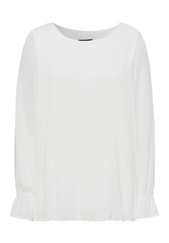 MORE&MORE Plissee Blouse Active kaufen