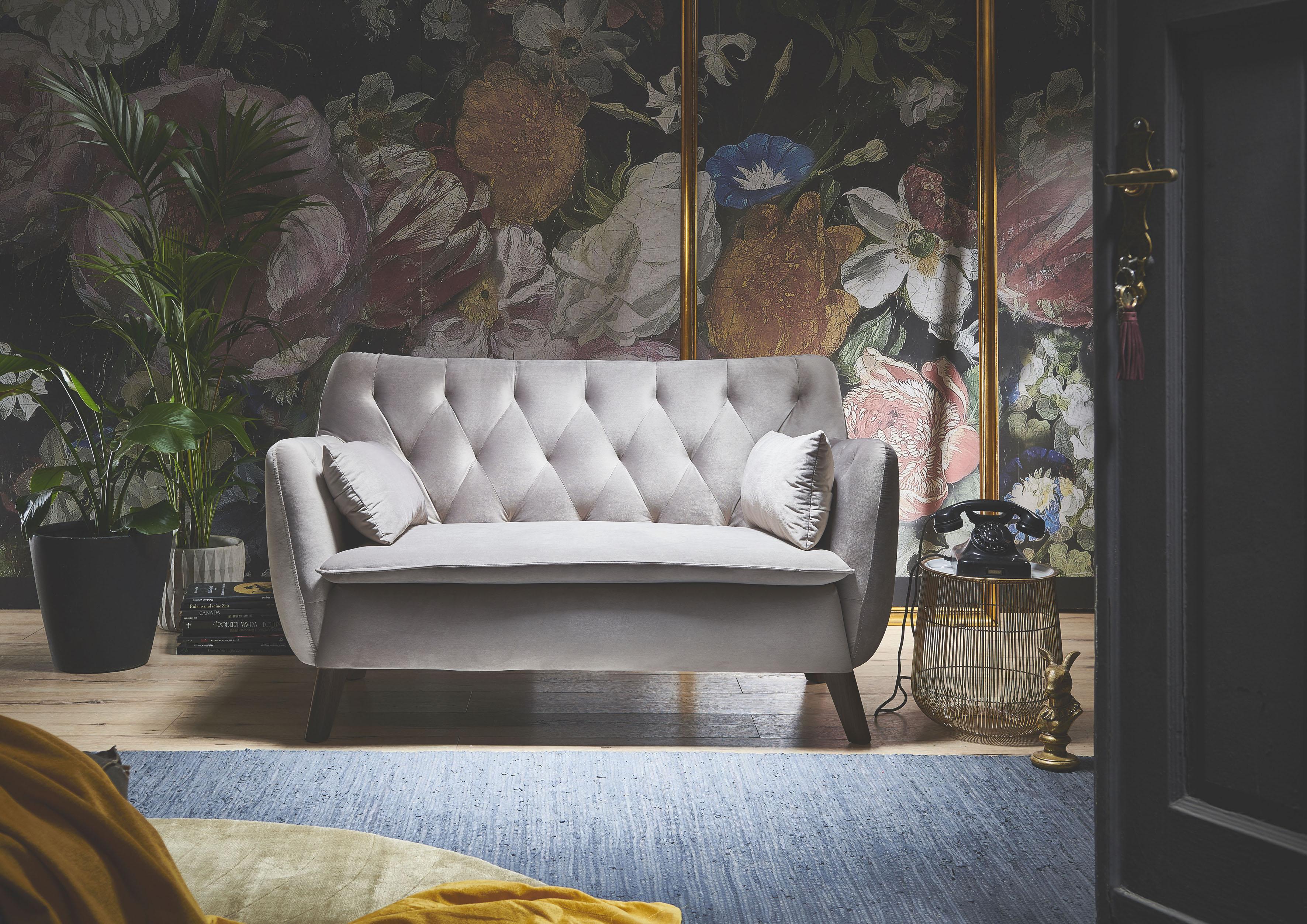 Image of ATLANTIC home collection 1,5-Sitzer, inklusive 2 Zierkissen