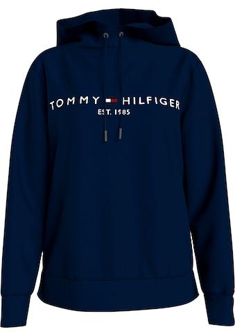 TOMMY HILFIGER Sweatshirt »TH ESS HILFIGER HOODIE LS« kaufen