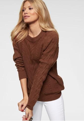 Aniston CASUAL Rundhalspullover acheter