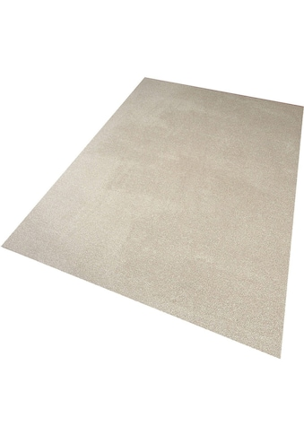 Living Line Teppich »Buffalo«, rechteckig, 15 mm Höhe, Velours, Wohnzimmer kaufen