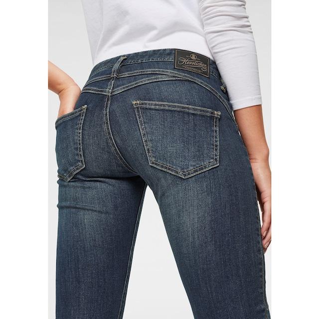 Herrlicher Bootcut-Jeans »GINA BOOT«