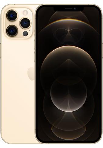 "Apple Smartphone »iPhone 12 Pro Max - 256GB«, (17 cm/6,7 "" 256 GB Speicherplatz, 12 MP Kamera) kaufen"
