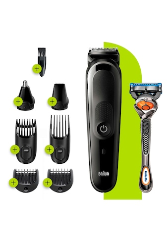 Braun Multifunktionstrimmer 8 - in - 1 Multi - Grooming - Kit 5 MGK5260 kaufen