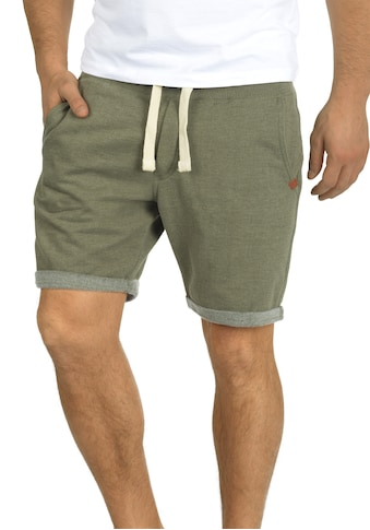 Blend Sweatshorts »Timo«, kurze Hose mit fixierten Saumkanten am Bein kaufen