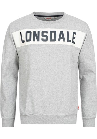Lonsdale Sweatshirt »HETHERSETT« kaufen