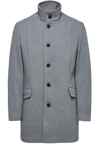SELECTED HOMME Wollmantel »MORRISON WOOL COAT« kaufen