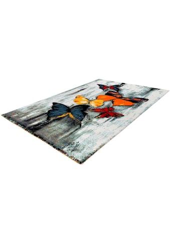 Teppich, »Espo 310«, LALEE, rechteckig, Höhe 15 mm, maschinell gewebt kaufen