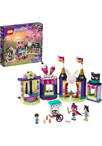LEGO® Konstruktionsspielsteine »Magische Jahrmarktbuden (41687), LEGO® Friends«, (361... kaufen