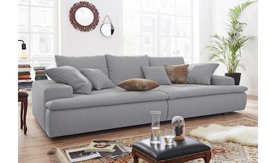 Nova Via Big-Sofa »Haiti 2«, wahlweise mit Kaltschaum (140kg Belastung/Sitz) und... kaufen