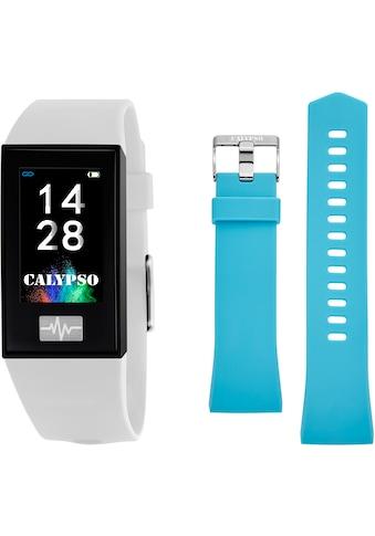 CALYPSO WATCHES Smartwatch »Smartime, K8500/1« (, Mit Wechselarmband kaufen