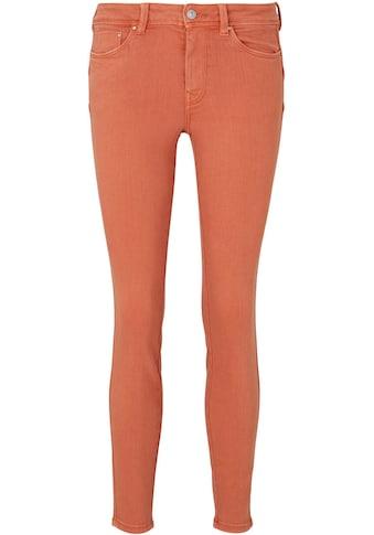 TOM TAILOR Denim Skinny-fit-Jeans »Jona«, mit Push-Up Effekt kaufen