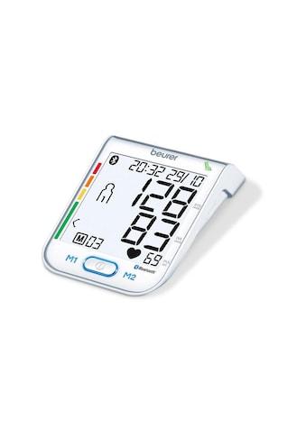 BEURER Oberarm-Blutdruckmessgerät »BM77« kaufen