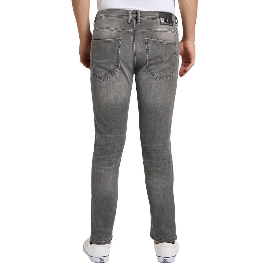 TOM TAILOR Denim Slim-fit-Jeans »SLIM AEDAN«